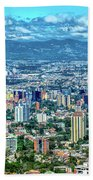 Guatemala City - Guatemala I Beach Towel
