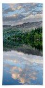 Gwynant Lake  Beach Sheet