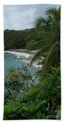 Hamoa Beach Maui Hawaii Beach Towel