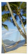 Hanalei Bay, Hammock Beach Towel