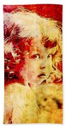 Haunted Beach Towel