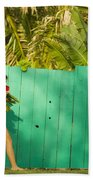 Hawaii Lifestyle Beach Towel