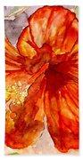 Hibiscus 2 Beach Towel