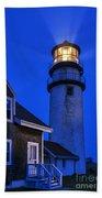 Highland Lighthouse Beach Towel