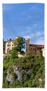 Holenschwangau Castle 2 Beach Towel