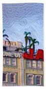Home Of Jax Beer Beach Towel