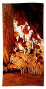 Hometown Series - Luray Caverns Beach Towel