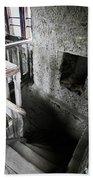 Inside The Castle Frankenstein Beach Towel