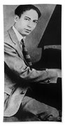 Jelly Roll Morton. For Licensing Requests Visit Granger.com Beach Towel