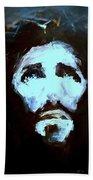 Jesus - 4 Beach Towel