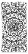 Kaleidoscope 706 Beach Towel