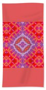 Kaleidoscope 9 Beach Towel