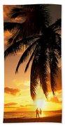 Kamaole One Beach Towel