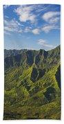 Kauai Aerial Beach Towel