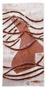 Keli - Tile Beach Towel
