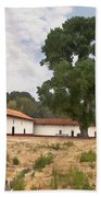 La Purisima Mission II Beach Towel