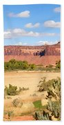 Land Of Canyons Beach Towel
