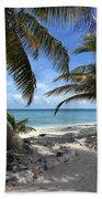 Laughing Bird Caye Beach Towel