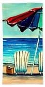 Lazy Days Beach Towel