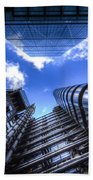 Lloyd's Of London And Cheese Grater Beach Towel