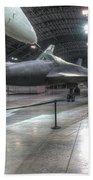 Lockheed, Yf-12a Beach Towel