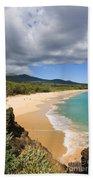 Makena Beach Beach Towel