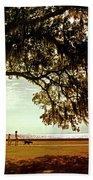 Mandeville Lakefront Beach Towel