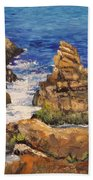 Marginal Inlet Beach Towel