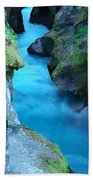 Meltwater Beach Towel