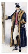 Mens Fashion, 1894 Beach Towel