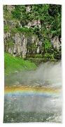 Mesa Falls Beach Towel