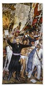 Mexico: 1810 Revolution Beach Towel