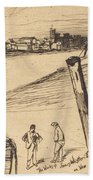 Millbank Beach Towel