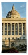 Missouri State Capital Beach Towel