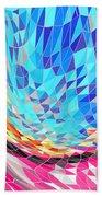 Mosaic #2 Beach Towel