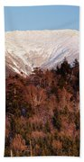 Mount Lafayette - White Mountains New Hampshire Usa Beach Towel by Erin Paul Donovan