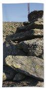 Mount Washington State Park - White Mountains New Hampshire Usa Beach Towel
