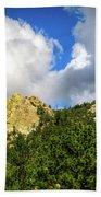 Mt. Lemmon Beach Towel