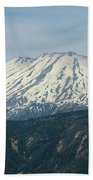Mt St Helens  Beach Towel