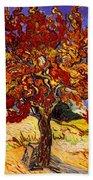 Mulberry Tree Beach Towel