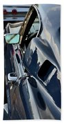 Mustang Shelby Details Beach Towel