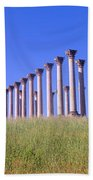 National Capitol Columns, National Beach Towel