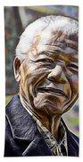 Nelson Mandela Collection Beach Towel