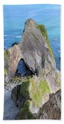 Nohoval Cove - Ireland Beach Towel