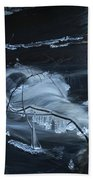 November Creek 1 Beach Towel