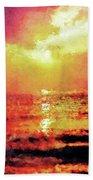 Ocean Sunrise Beach Sheet