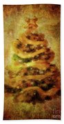 Oh Christmas Tree Beach Towel