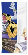 One Piece Beach Towel