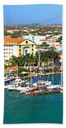 Oranjestad Aruba Beach Towel