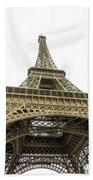 Paris Eiffel Tower Beach Towel